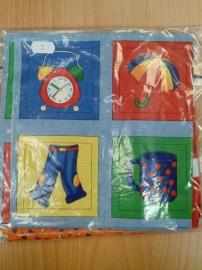Memorie spel en boek pakket 3
