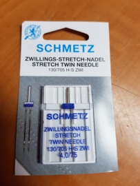 Schmetz Zwellings-stretch- Naalden 137/705 HS ZWI