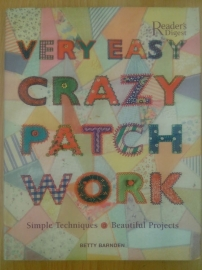 Very easy crazy patch work