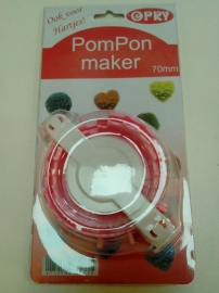 Pom Pon Maker 70mm