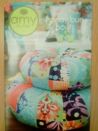 Ami Butler Honey bun Poufs