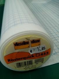 Rasterquick vierkant 0.90 br x 1m lengte.
