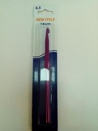 New Style haaknaald 15 cm 6 mm