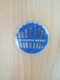 Assorted needles