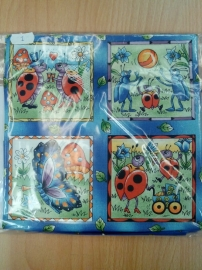 Memorie spel en boek pakket  1
