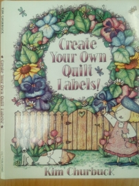 Create your own quilt labels