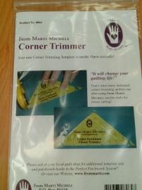 Corner trimmer.