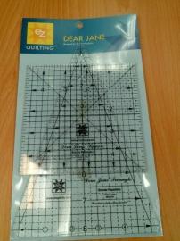 Dear Jane linialen set.