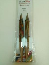 Knitpro breipunten 12 mm