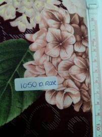 1050  Donker Rose