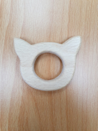 Houten ring poes