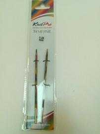 Knitpro breipunten 3,25 mm
