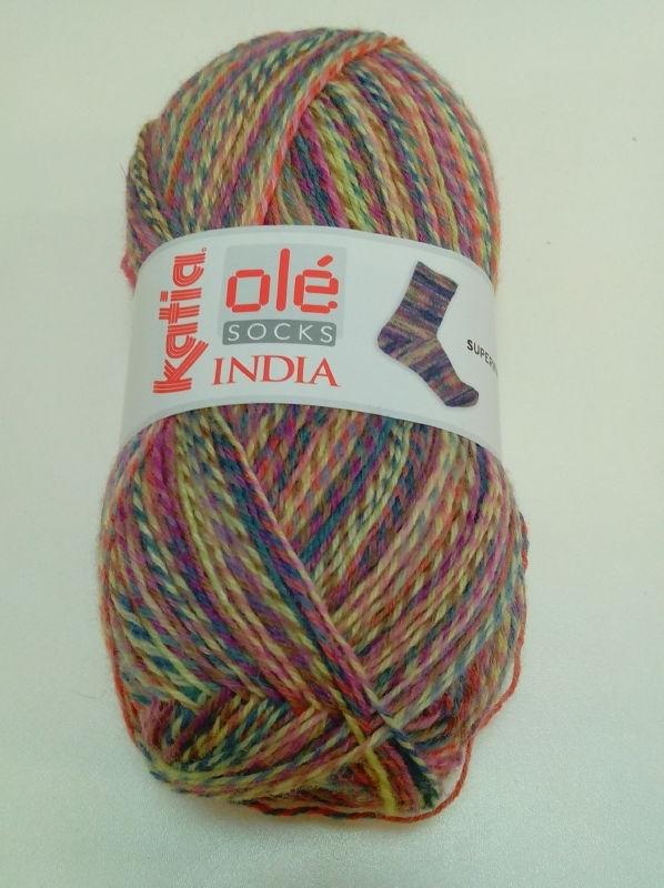 Olé India 54