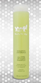 YUUP !! All Types of Coats Shampoo 250 ml - Alle Vacht Typen