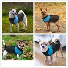 Hondenjas Starpet Blauw - Small - Ruglengte  25 cm - In Voorraad