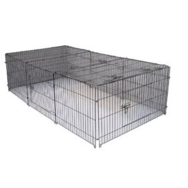 Puppyren -Knaagdierenren Verzinkt Topmast XL