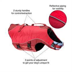 Hondenzwemvest Kurgo Surf N Turf nylon - Gratis Verzending