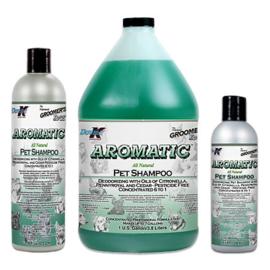 Honden shampoo Double K Aromatic - deodoriserend