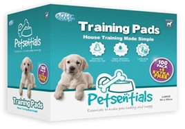 PETSENTIALS PUPPY TRAINING PADS 105 ST