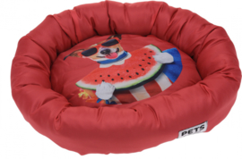 Hondenmand Dogs Rood 65 cm