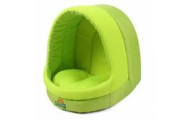 Hondenhuisje  Slaapmand Lime Groen 35x39x38cm