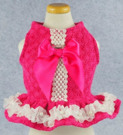 Hondentuigje Roze