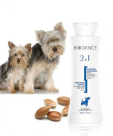 Biogance 2 in 1 shampoo Half tot Lang haar