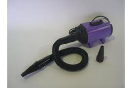 Waterblazer DS Paars met geluidsdemper- Gratis Verzending
