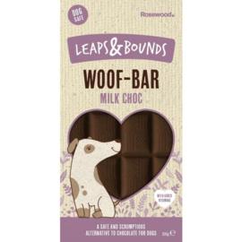 Rosewood Hondenchocolade Melk 100 gram