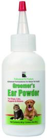 trimpoeder -  Groomers Oor poeder 28 gram