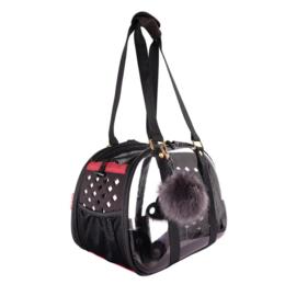 INNOPET Honden Pet Carrier IBIYAYA BLACK - GRATIS VERZENDING - IN VOORRAAD