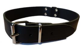 Leren Halsband