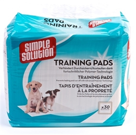 SIMPLE SOLUTION PUPPY TRAINING PADS 30 ST 54X57 CM