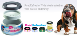 Honden drinkbak anti lek  Small- Road Refresher
