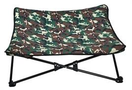 AKP Hondenstretcher  Camouflage Groen 80X80X30 CM tot 35 kg - Gratis Verzending