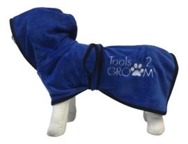 Hondenbadjas Tools 2 Groom