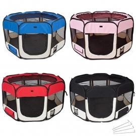 Opvouwbare Puppy ren / Tent  125 x 125 x 64 - Gratis Verzending