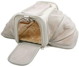 Hondendraagtas  Jet Sitter Luxury Pet Carrier V2 - Airline Goedgekeurd