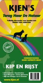 KJEN'S KIP & RIJST Energy Dog Addition 15kg