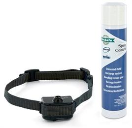Antiblaf Halsband met Spray geurloos voor Kleine Honden - Voor honden tussen de 2,7 en 26KG - GRATIS VERZENDING