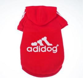 Adidog trui Rood - maat L