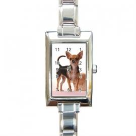 Chihuahua Horloge