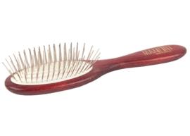 Maxi Pin Houten borstel met grote pinnen