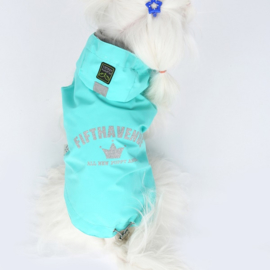 Hondenregenjas Puppy Angel Fifth avenue blue