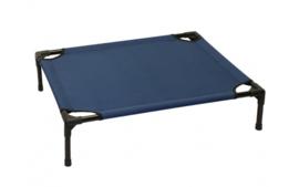 Honden Stretcher 76x61 x18 cm Blauw - Gratis Verzending