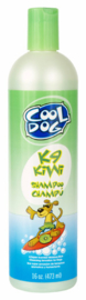 Pet Silk Cool Dog K9 KIWI SHAMPOO - vochtrijke reinigings shampoo