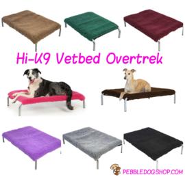 Hi-K9 Vet bed Overtrek in diverse kleuren & maten