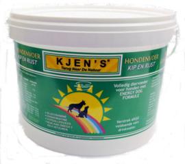 KJEN`S KIP & RIJST Energy Dog Addition 3,5kg
