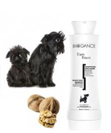 Biogance Dark black shampoo-Donkere en Zwarte Vachten