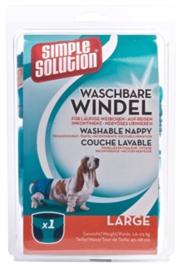 Hondenluier Wasbaar   LARGE 45-68 CM